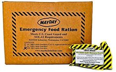 Amazon.com: Mayday Food Bar 400 Calories - 110 Count: Health & Personal Care