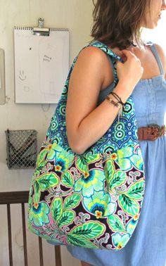 Amy Butler's Lark Fabrics and The Birdie Sling