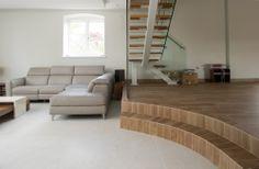 Minoli Tiles - Speculative Development / Stable Conversion, Oxfordshire - Floor Tiles: Marvel Onyx Moon Matt 75 x 75 cm; Etic Noce Strutturato 90 x 22.5 cm - https://www.minoli.co.uk/tiles/etic-noce/ - https://www.minoli.co.uk/tiles/marvel-moon-onyx/
