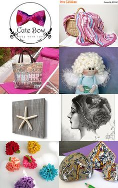 Girly Gifts by Gabbie on Etsy--Pinned with TreasuryPin.com