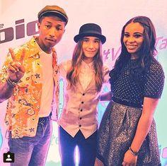 Team Pharrell!!