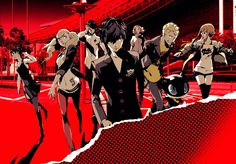 Oh hey, watch the first 18 minutes of Persona 5 gameplay: I guess that'll teach me to sleep and have a day job! Mere hours after Atlus…