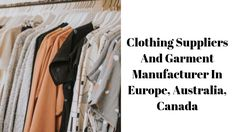clothing manufacturers in usa high quality apparel manufacturer