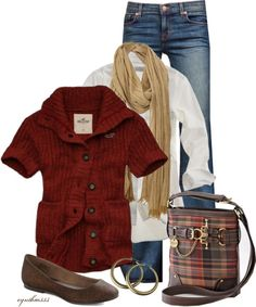 """""""Simply Autumn"""" by cynthia335 on Polyvore"""