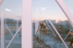 가장 설레는 순간 비행기에 올라 탈 때. . where next? . #공항 #비행기안 #여행스타그램 #비행기 #출국 by flo_sunn