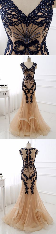 Prom Dress Princess, Elegant mermaid black appliques rhinestone sequins party prom dresses Shop ball gown prom dresses and gowns and become a princess on prom night. prom ball gowns in every size, from juniors to plus size. Classy Prom Dresses, Beautiful Prom Dresses, Prom Party Dresses, Homecoming Dresses, Cute Dresses, Evening Dresses, Formal Dresses, Sweater Dresses, Graduation Dresses