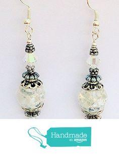 Vintage Earrings, Vintage Inspired, Swarovski Crystals, Drop Earrings, Amazon, Handmade, Jewelry, Fashion, Moda
