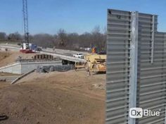 VIDEO: MoDOT slides I-70 bridge into place over Garth Ave. | Equipment World |