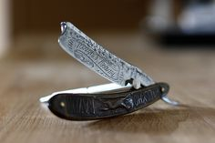 Tally Ho Straight Razor