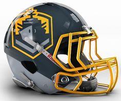 The Fleet Pro Football Teams, Custom Football, Vintage Football, Football Helmets, Sf Niners, Helmet Logo, Go Navy, Sports Uniforms, Uniform Design