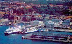 Helsingborg Havn - 90erne