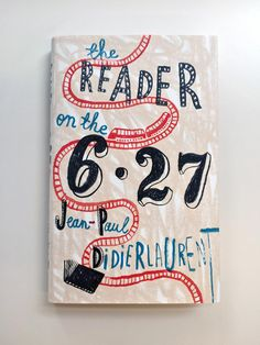 The Reader on the 6:27 by Jean-Paul Didierlaurent publishes this week, with wonderful illustrations by Jonny Hannah