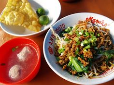 Resep Mie Ayam Bangka