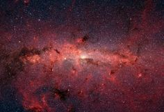 We'll find alien life in the next 20 years with our new, awesome telescopes says NASA By Sebastian Anthony on July 15, 2014 The Milky Way, as seen by NASA's infrared Spitzer telescope. You can see a lot more stars with an infrared telescope as it cuts through the dust clouds.