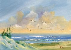 seascapes paintings - Google Search