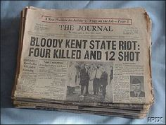 Kent State Massacre