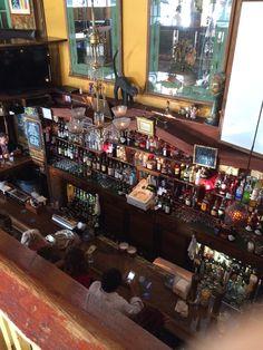 Vesuvious bar