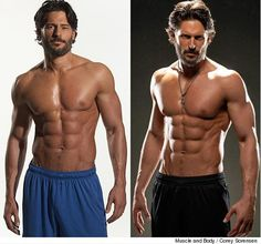 Cele|bitchy » Blog Archive » True Blood's Joe Manganiello (Alcide) is shirtless, smokin' hot