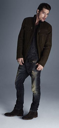Diesel Fall Winter 2013 Men's Collection