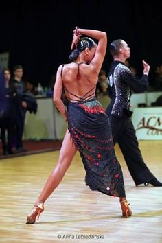 View at Strictly Ballroom, Pinterest.