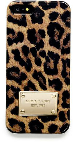 MICHAEL Michael Kors iPhone 5 Case, Cheetah Print - Tech Cases & Accessories - Handbags & Accessories - Macy's from Macys. Saved to Epic Wishlist. Sac Michael Kors, Cheap Michael Kors, Michael Kors Outlet, Handbags Michael Kors, Mk Handbags, Motif Leopard, Cheetah Print, Leopard Prints, Cheetah Dress