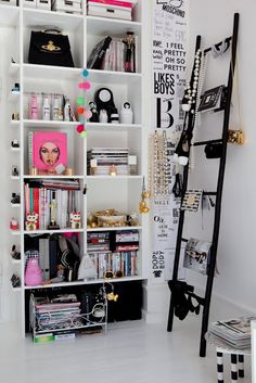 Teen girl bedroom ideas – Home Decor Designs Dream Rooms, Dream Bedroom, Bedroom Stuff, Bedroom Storage, Bedroom Decor, Bedroom Kids, Decor Room, Sweet Home, Decoration Inspiration