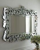 Venetian Mirror / Bathroom .. LOVE LOVE LOVE