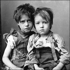 Described variously as 'waifs and strays,' 'gutter trash,' and even 'sewage,' these poor children in the 19th century had few options.   Dr Barnardo would photograph every child who came into his care for fundraising for his charity to help them