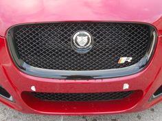 New black grill http://www.lloyds-autobody.com/blog/post.php?s=2013-07-23-latest-jaguar-xfr-modification