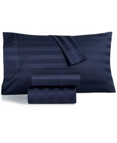 Shop for Sheets & Pillowcases online at Macys.com. Instantly elevate any bedding ensemble to a whole new level of sleep style and comfort with the irresistibly soft Supima cotton and lustrous stripes of this Damask sheet set from Charter Club.