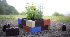 Thinking of starting a garden this year? Is the thought of putting together garden beds kinda' daunting? I just discovered TogetherFarm Blocks, which make putting together a garden box as easy as playing with LEGO blocks! Here's how they work...