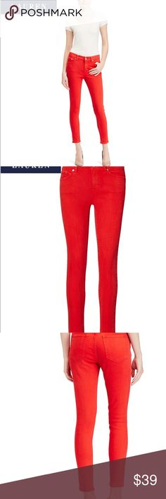 New Ralph Lauren Skinny Jeans 👖 Size 16. New Ralph Lauren Skinny Jeans 👖  Size 16. Burnt Orange Ralph Lauren Jeans