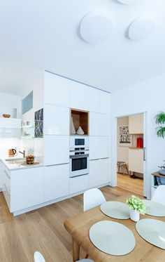 Malý byt 1+1 – HANÁK Olomouc Loft, Bed, Furniture, Home Decor, Decoration Home, Stream Bed, Room Decor, Lofts, Home Furnishings