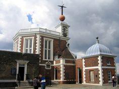 Royal Observatory Greenwich London #London #stepbystep