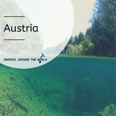 The best freshwater river snorkeling tours in the Austrian Alps - Perfect family adventure for hot summer days Heart Of Europe, Family Adventure, Summer Days, Fresh Water, Around The Worlds, Tours, River, Explore, Hot