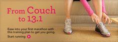 The FITNESS Half-Marathon Training Guide