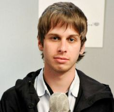 Mark Foster looks so cute in this picture! <3 :) Foster The People