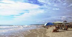Olón Ruta del Sol. Ecuador #Olon #Ecuador #playas #travel #beach #bedandbreakfast