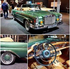 Mercedes Benz – One Stop Classic Car News & Tips Mercedes G Wagon, Mercedes Benz Coupe, Mercedes Maybach, Mercedes Classic Cars, Dream Cars, Convertible, Best Classic Cars, Sport Cars, Luxury Cars