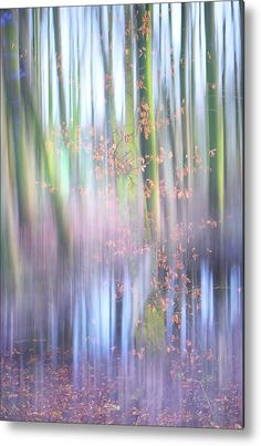 In The Spring Woods. Impressionism Metal Print by Jenny Rainbow. All metal prints are professionally printed, packaged, and shipped within 3 - 4 business days and delivered ready-to-hang on your wall. Choose from multiple sizes and mounting options. Fine Art Photography, Nature Photography, Multiple Exposure, Poster Prints, Art Prints, Time Art, Art Pages, Fantasy, Art Techniques