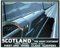 "Robert Bartlett - Scotland by ""The Night Scotsman"""