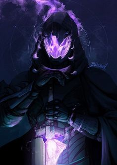 Destiny - Hunter 'Graviton Forfeit' helmet wallpaper.