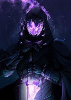 Destiny - Hunter 'Graviton Forfeit' helmet wallpaper.