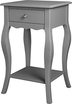 Altra Kennedy Accent Table Gray -- Click image to review more details.Note:It is affiliate link to Amazon.
