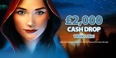 We're feeling generous this week so we've decided to give away £2,000 cash, shared across 200 lucky players! (16th-22nd February 2017)