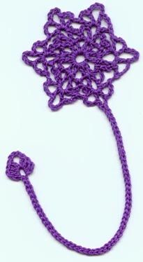 -CROCHETED BOOKMARK PATTERNS « CROCHET FREE PATTERNS
