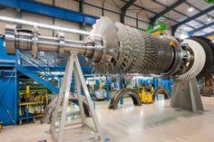 Siemens SGT-8000H gas turbines  http://www.power-technology.com/projects/port-everglades-next-generation-clean-energy-centre-florida/