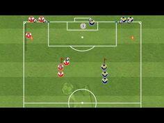 (1+1) v 0+GK - Fitness in Soccer
