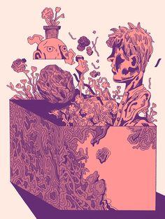 Niv Bavarsky - Illustration
