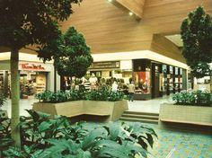80's shopping malls - Thom McAnn, Mervyns, Swiss Colony, Wicks 'n' Sticks...